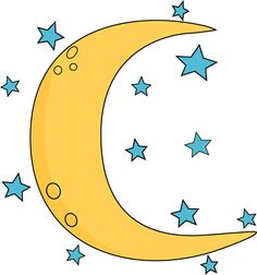 236x252 Falling Star Free Clipart The Moon And Stars Art