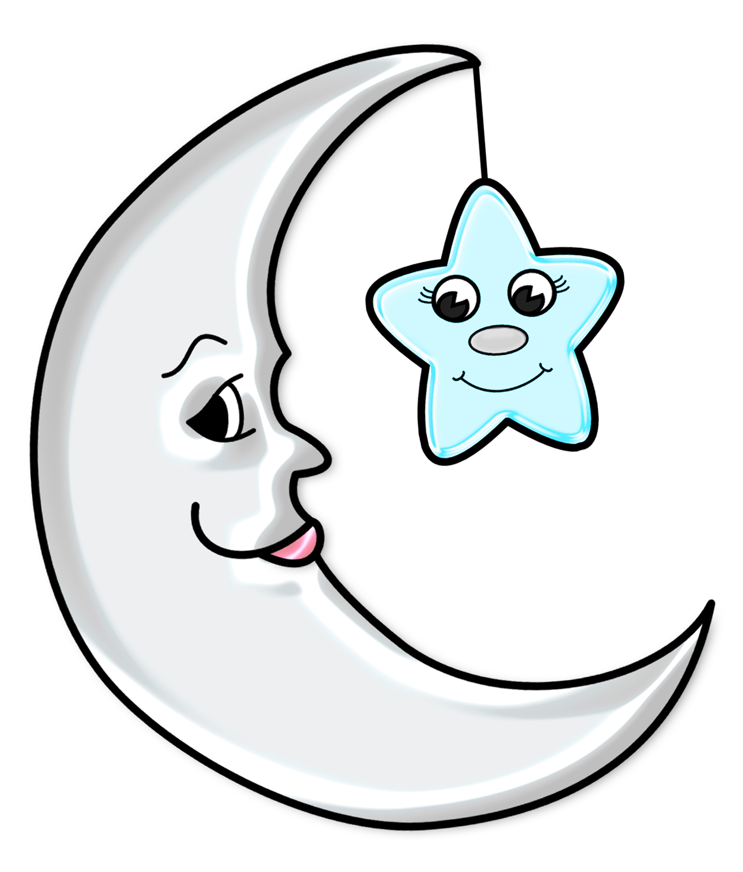 1500x1759 Moon Clip Art Free Images Clipart 2 2