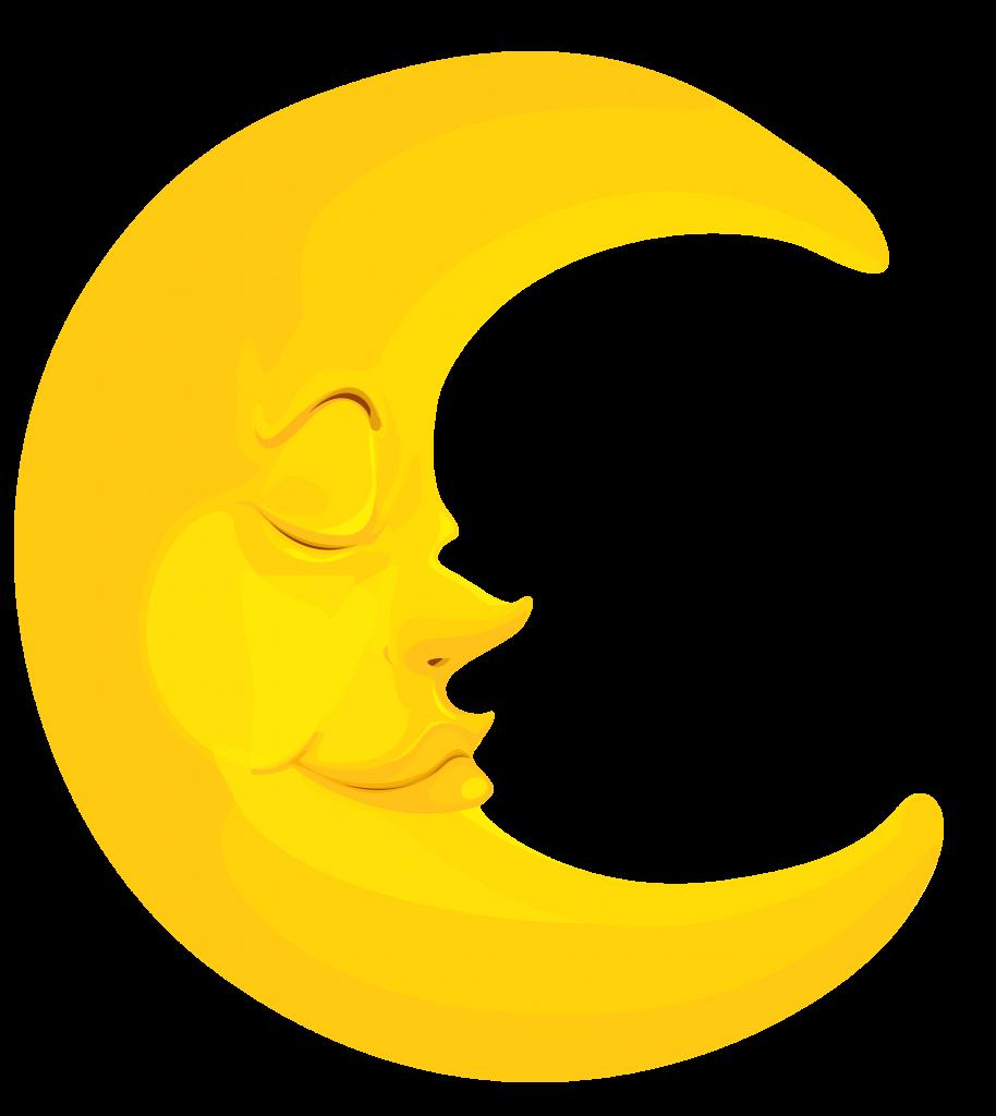 914x1024 Moon clipart 5