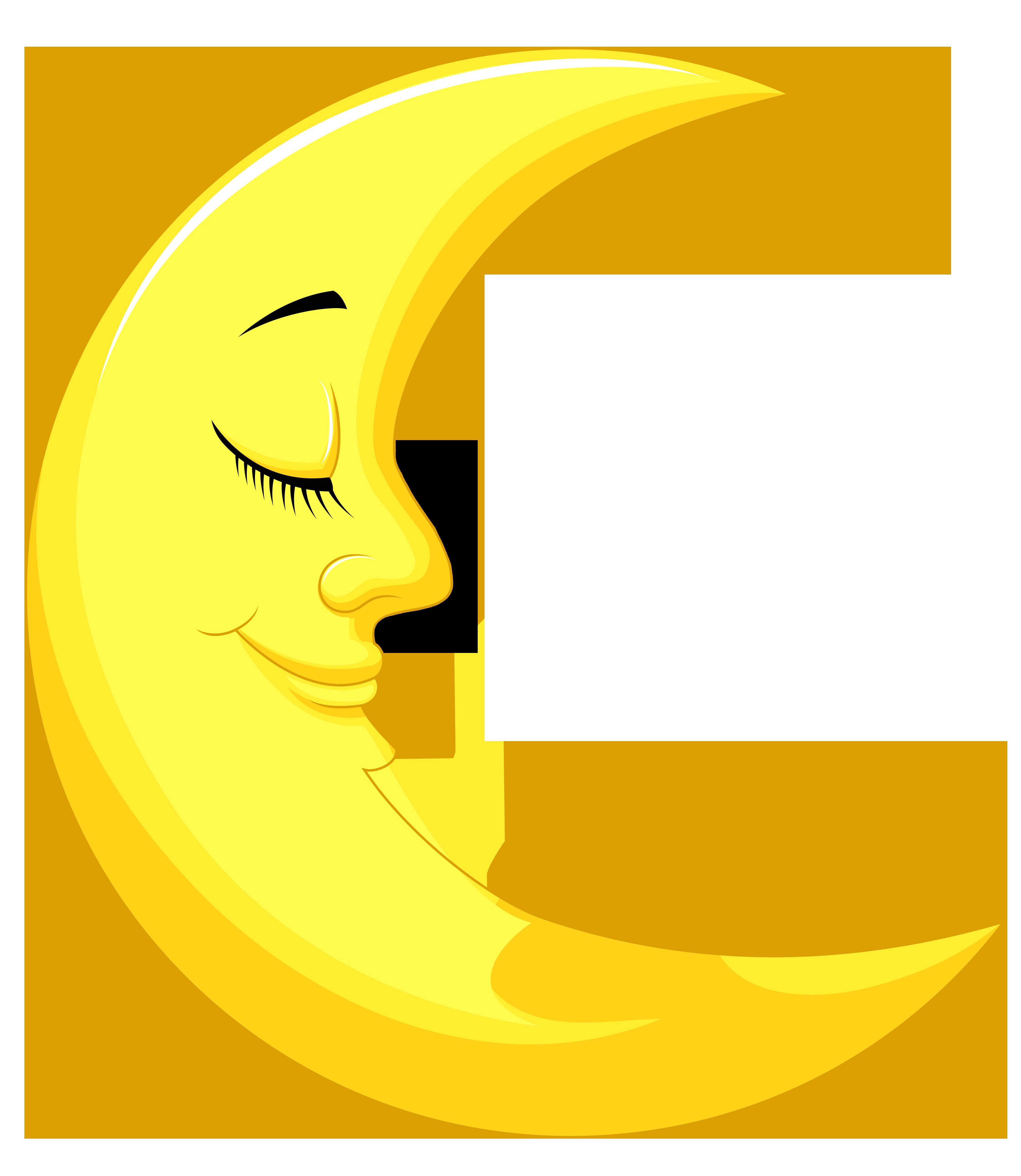 4482x5162 Moon Clipart Free Clip Art 2