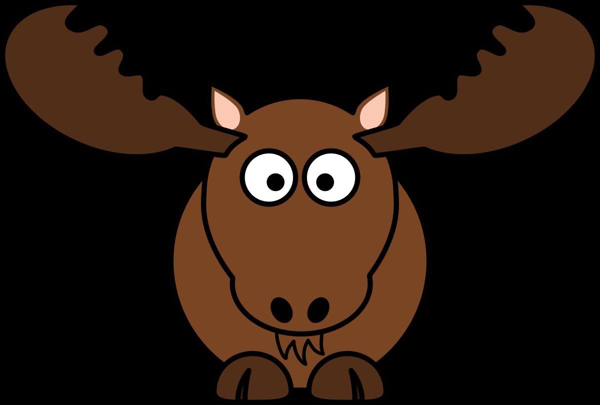 1200x810 Moose Clip Art Silhouette Free Clipart Images Clipartix