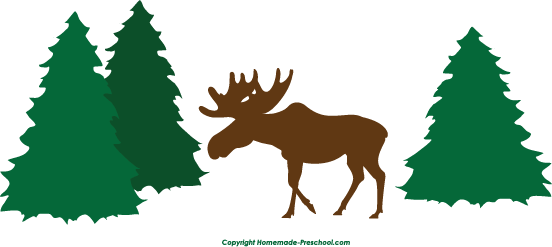 552x247 Top 79 Moose Clip Art