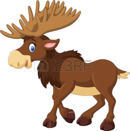 449x450 Top 84 Moose Clipart