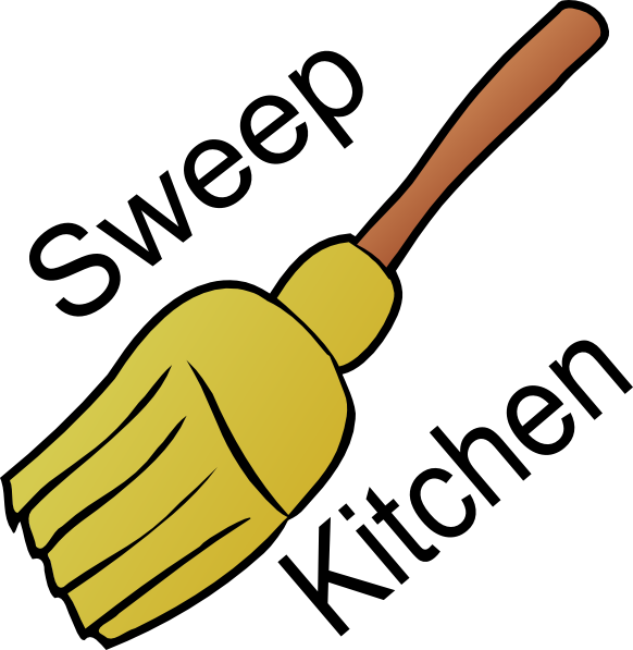 582x597 Free Chores Clipart Image