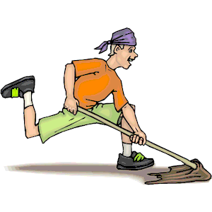 300x300 Mopping Floor Clipart, Cliparts Of Mopping Floor Free Download