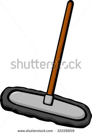 321x470 Dust Mop Clipart