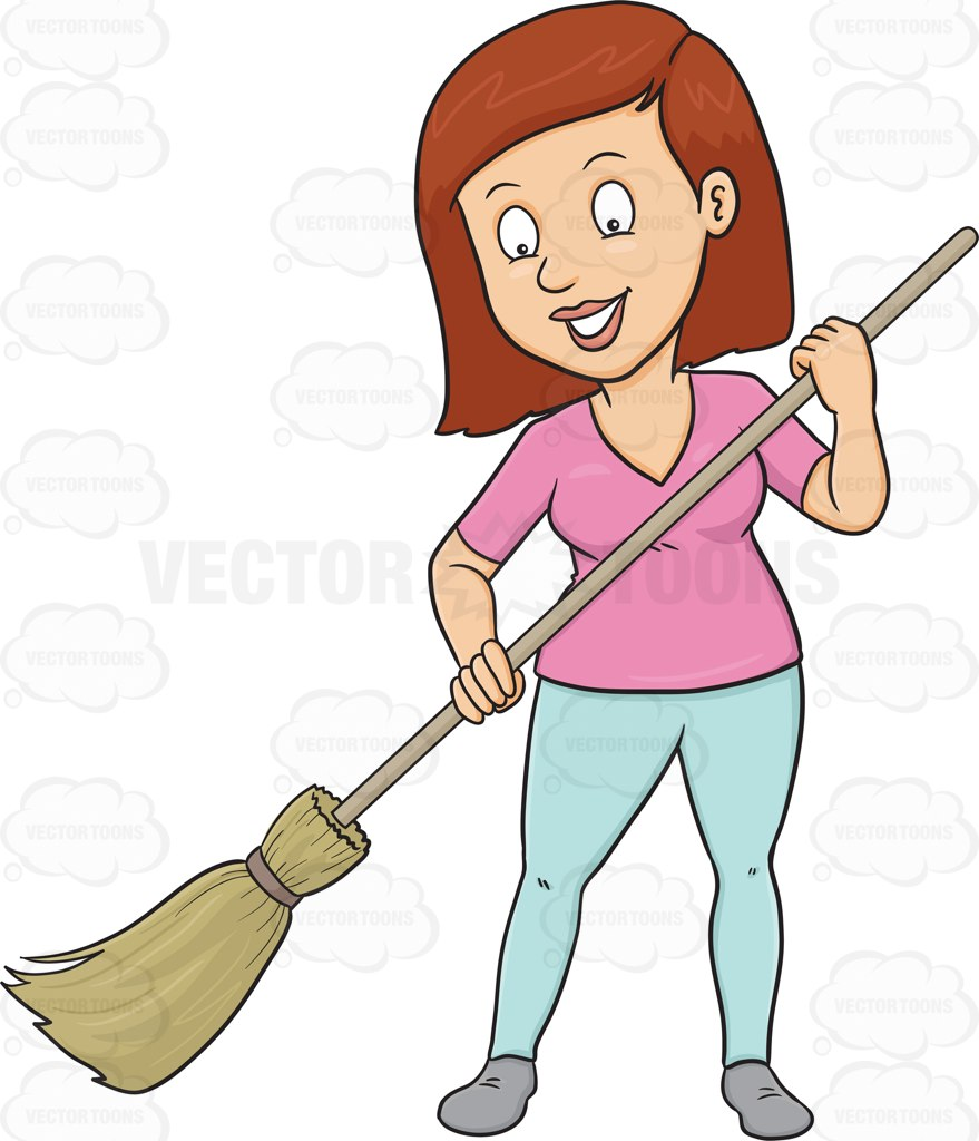 879x1024 Man Cleaning Home Broom Clipart, Explore Pictures