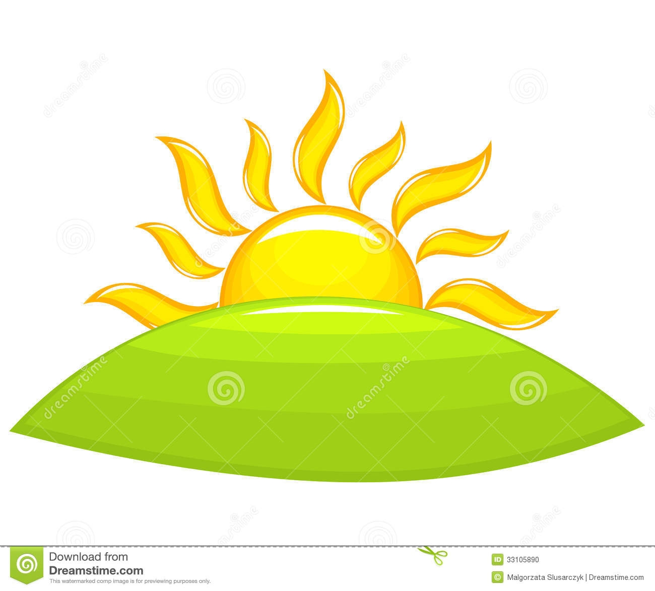 1300x1174 Hill Clipart Early Morning Sunrise