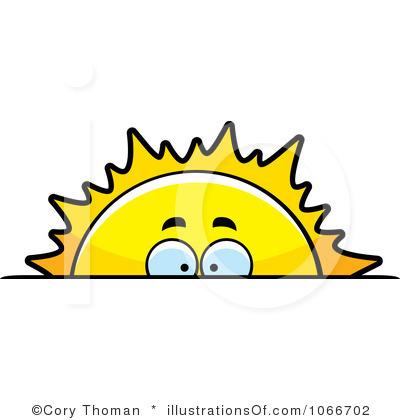 400x420 Sunrise Clipart