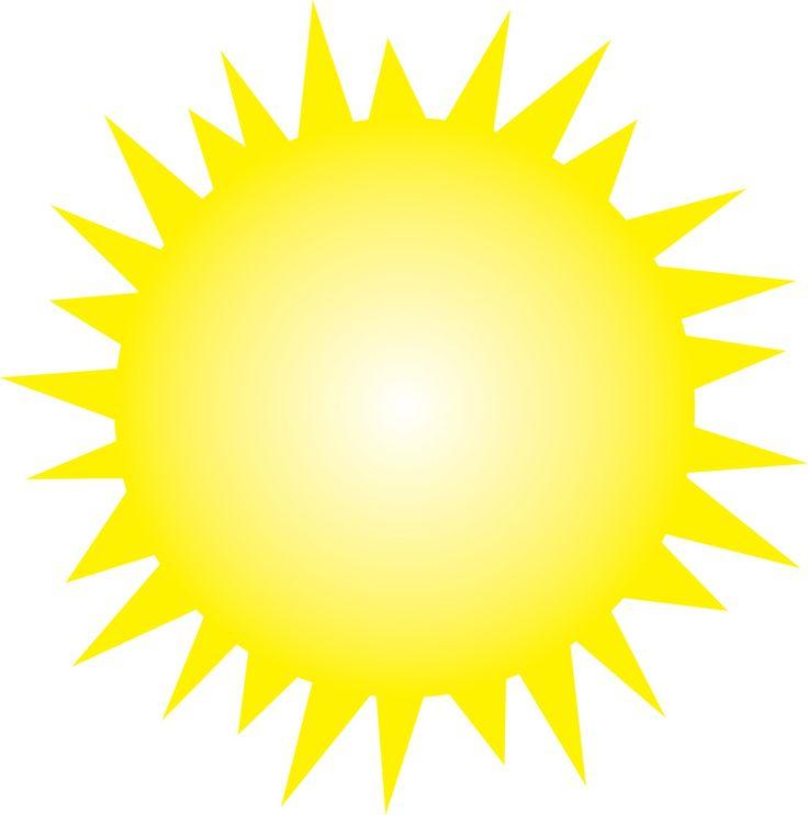 736x743 The Best Sun Clip Art Ideas Planet Vector, Cute