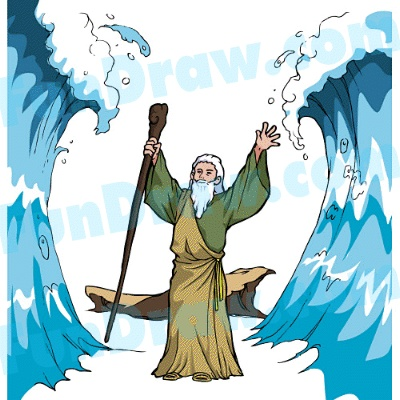 Moses Cliparts