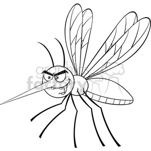 Mosquito Clipart Free