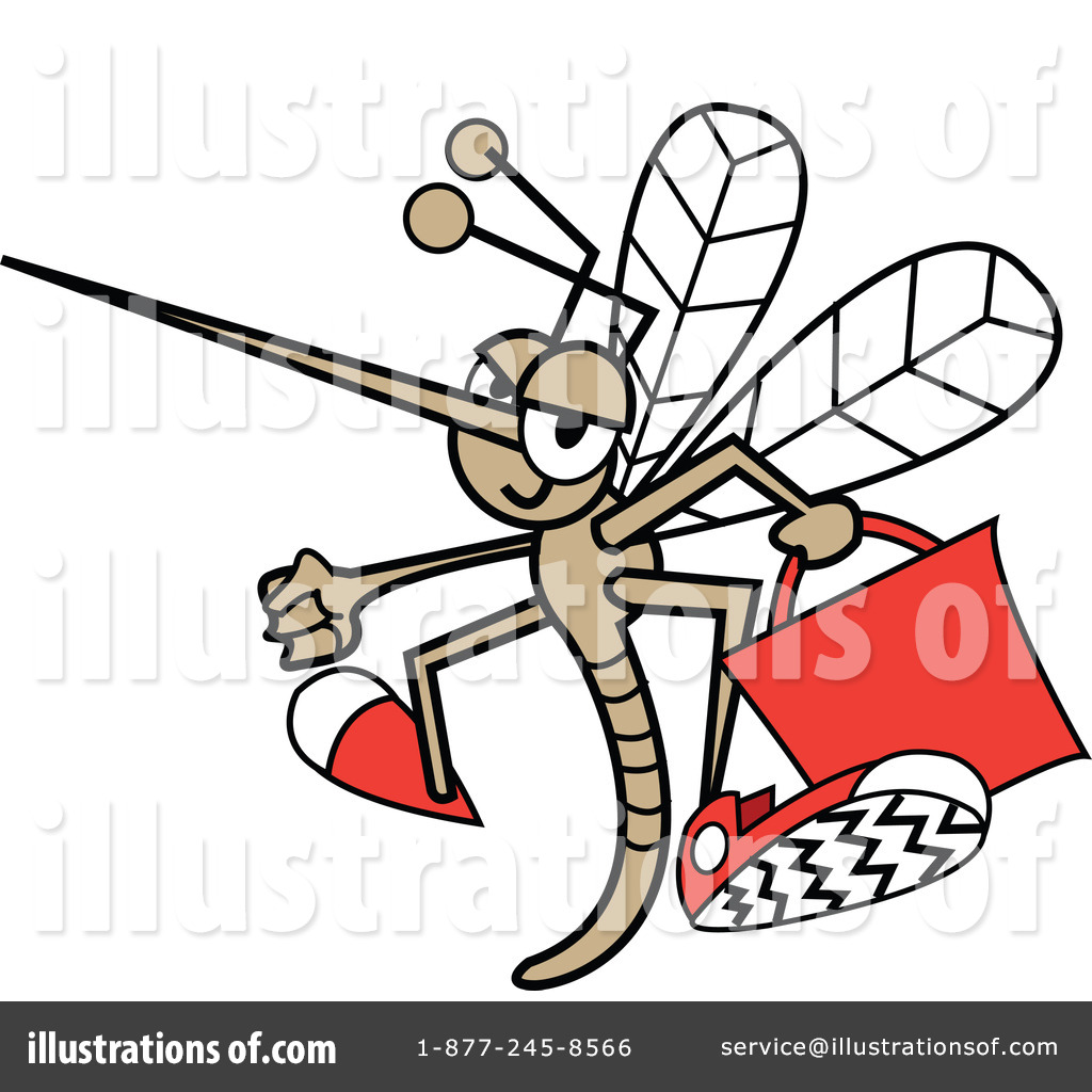 1024x1024 Mosquito Clipart