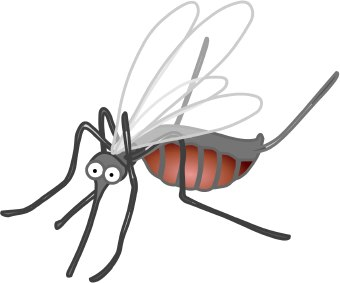 340x283 Mosquito Clip Art Images Free Clipart