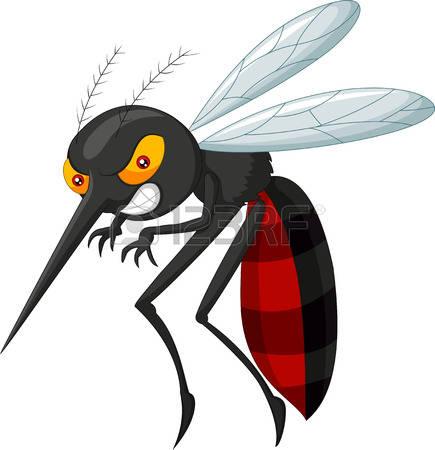 435x450 Mosquito Clipart Animal Bite