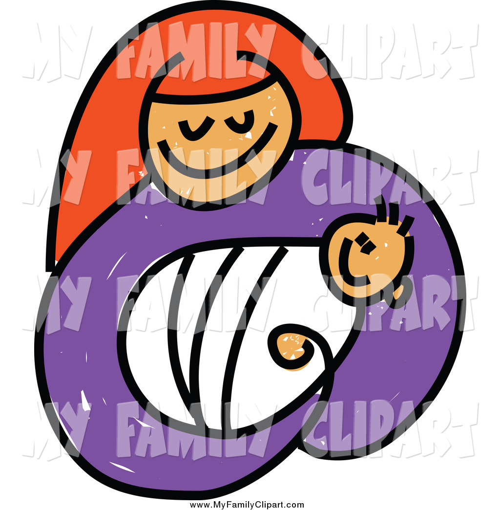 1024x1044 Clip Art Of A Sketched Mother, Mary Holding Baby Jesus By Prawny