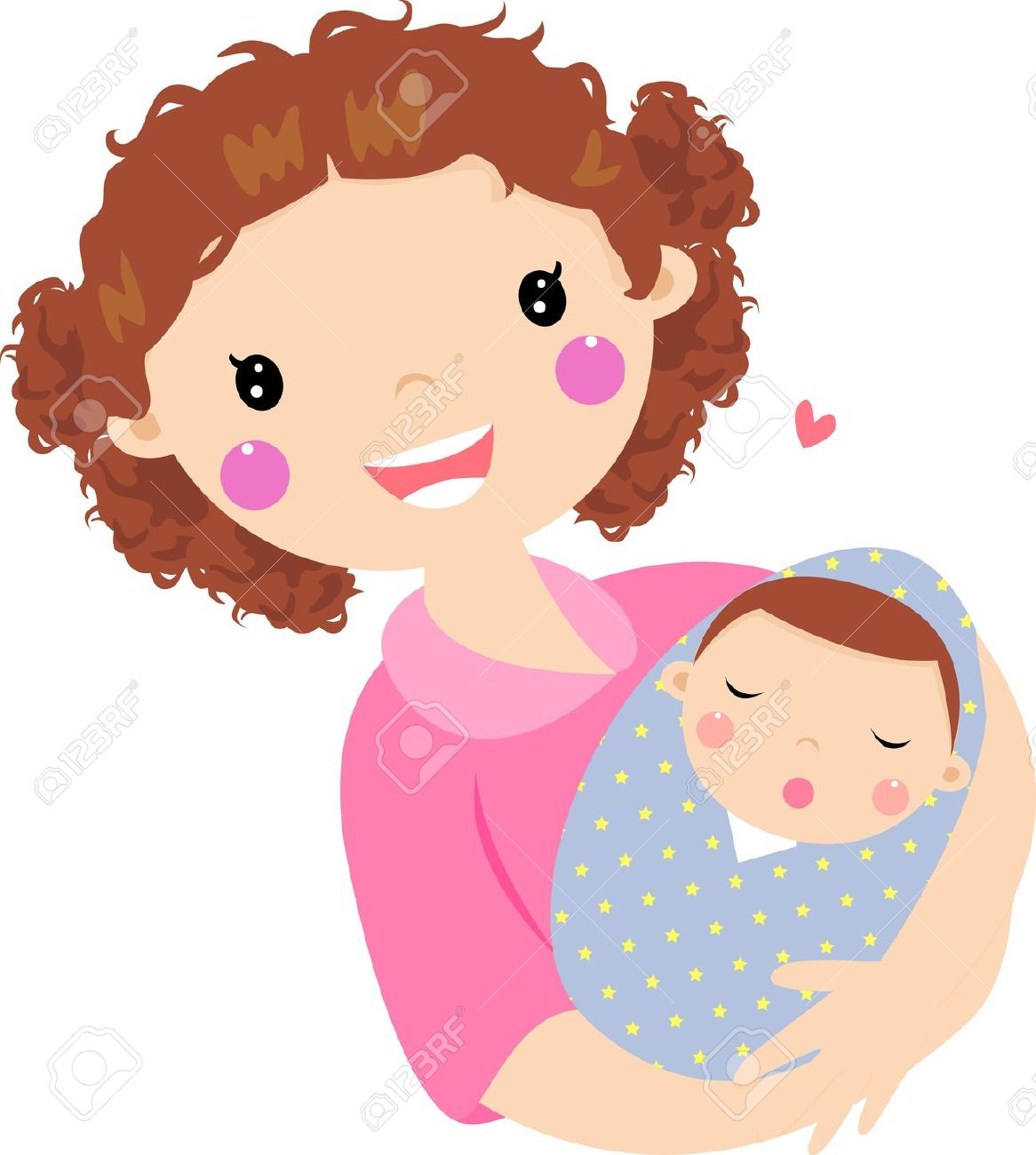 Mother And Baby Clipart   Free download best Mother And Baby Clipart ...
