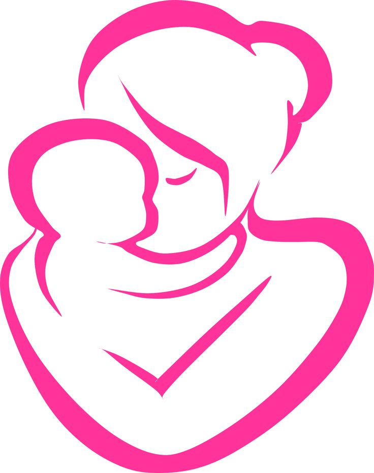 736x931 Mother And Child Clipart4 Free Cliparts Child