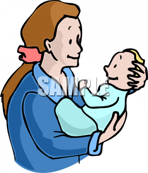 299x350 Royalty Free Baby Clip Art, People Clipart