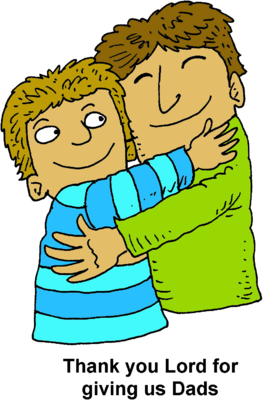 263x400 Image Father Hugging Son