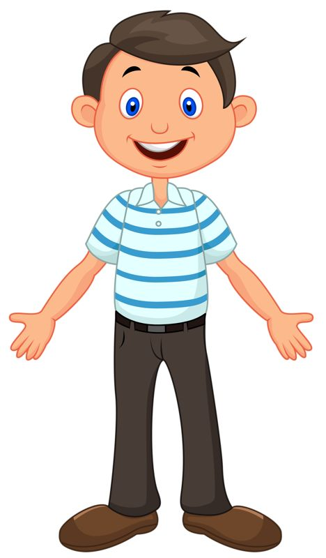 468x800 Brown Clipart Dad