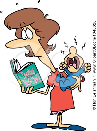 332x450 Mother Cartoon Clip Art