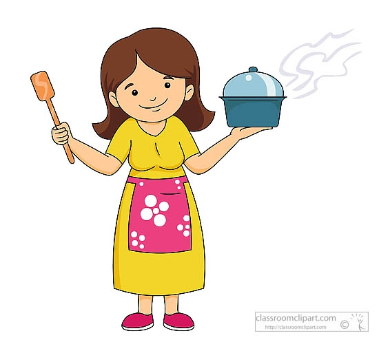 Mother Cartoon Clipart | Free download on ClipArtMag