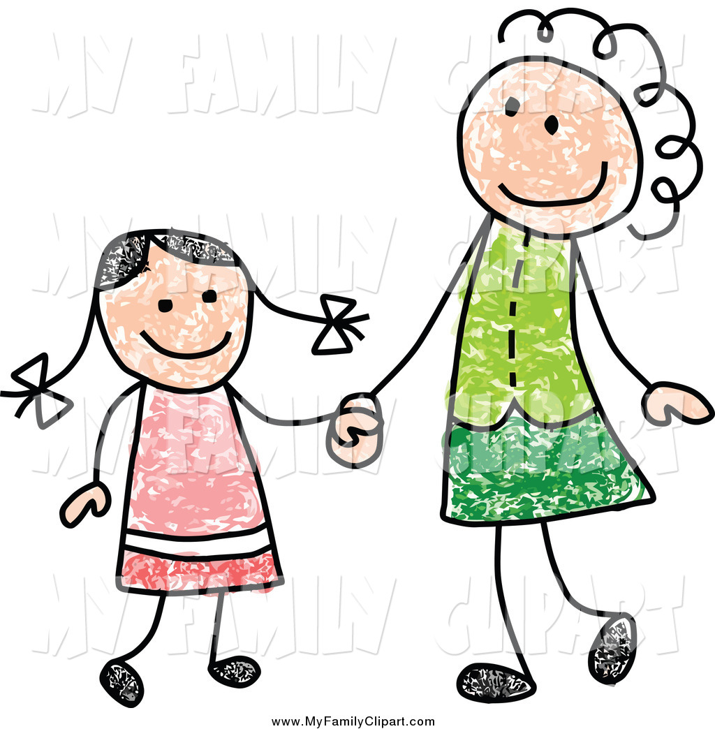 1024x1044 Mother And Baby Clipart Mother Daughter