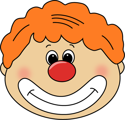 500x478 Red Hair Clipart Mother Face