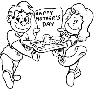 400x382 Mother's Day 2015 Clipart