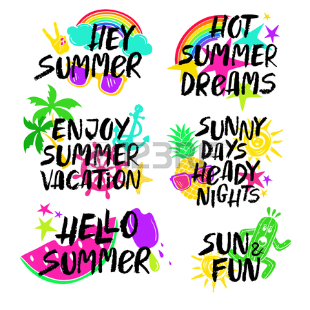 450x450 Colorful Collection Of Summer Inspirational And Motivational