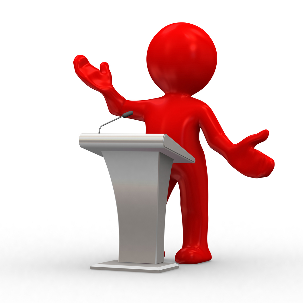1000x1000 Motivational Clipart Public Speaking