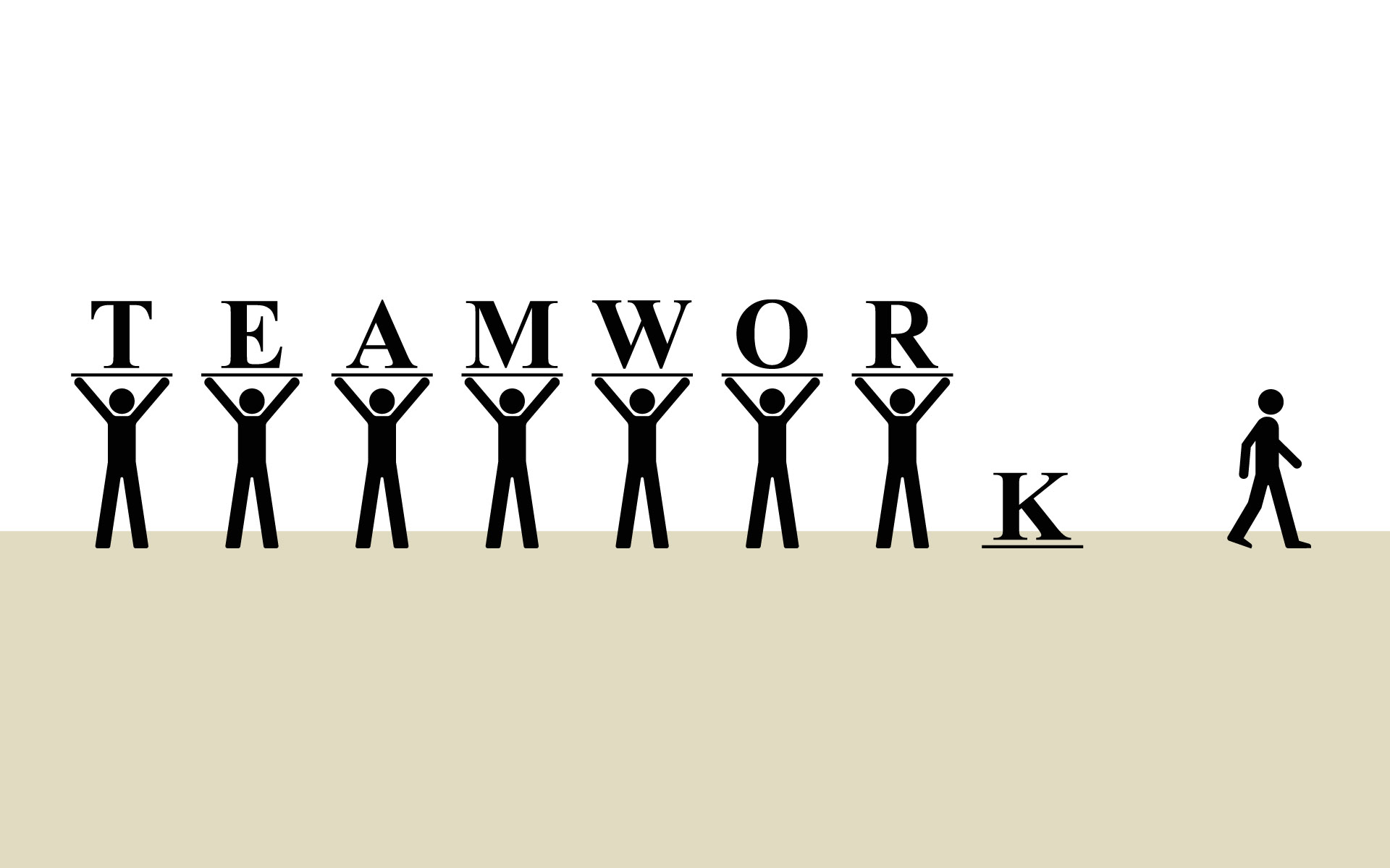 1920x1200 Football Clipart Teamwork