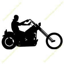 225x225 Simple Motorcycle Clipart