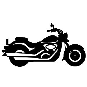 300x300 Motorcycle Clipart Harley Of Motorbikes Choppers Harley