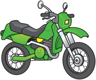 308x258 Motorcycle Clipart Many Interesting Cliparts
