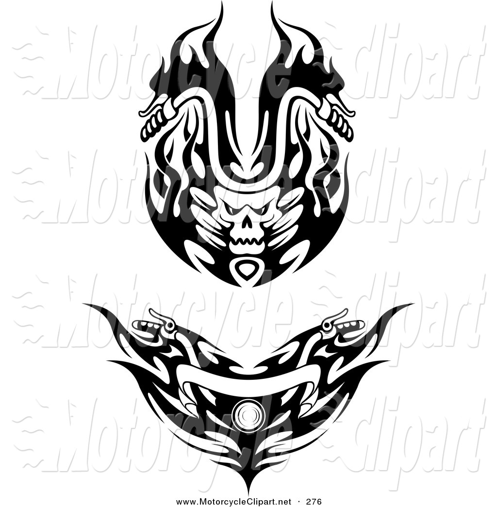 1024x1044 Transportation Clipart Of Black And White Flaming Skull And Flame