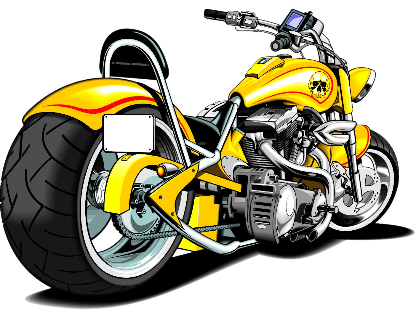 Harley Davidson Clip Art: Motorcycle Cliparts Harley Davidson