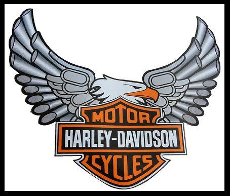 454x387 The Best Harley Davidson Decals Ideas Harley