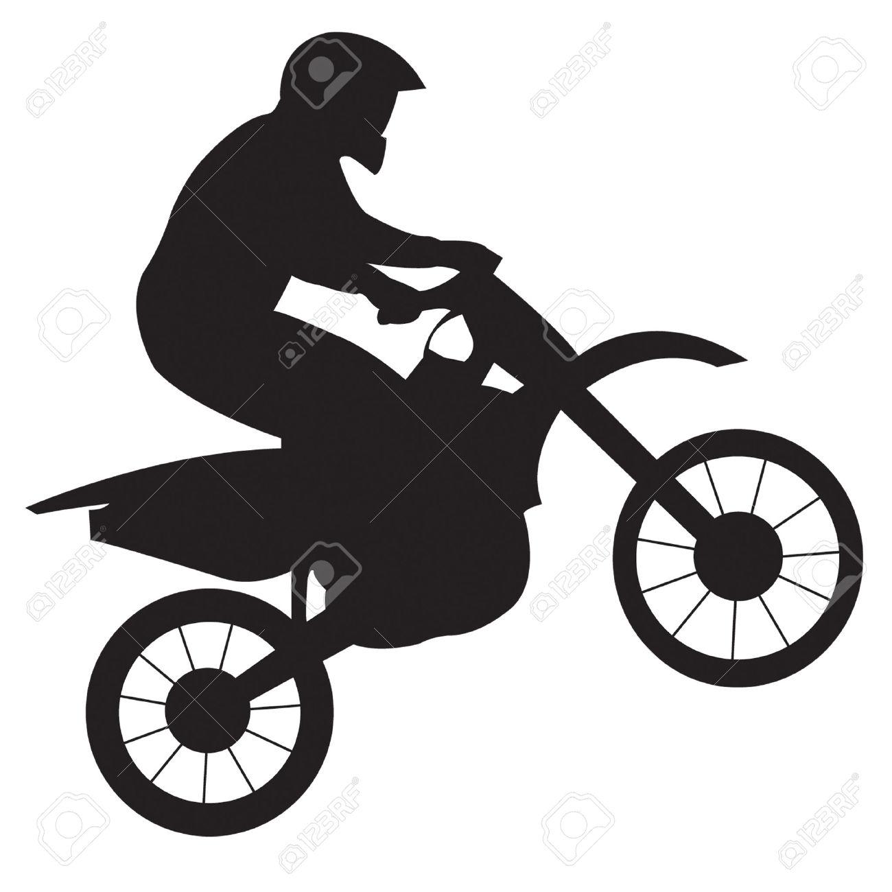 1300x1300 Motorcycle Clipart Dirt Bike