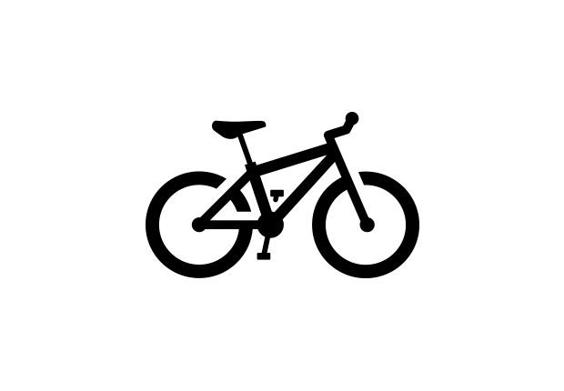 620x430 Mountain Bike Clipart