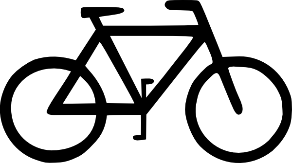 600x335 Mountain bike clip art free vector for free download about 7