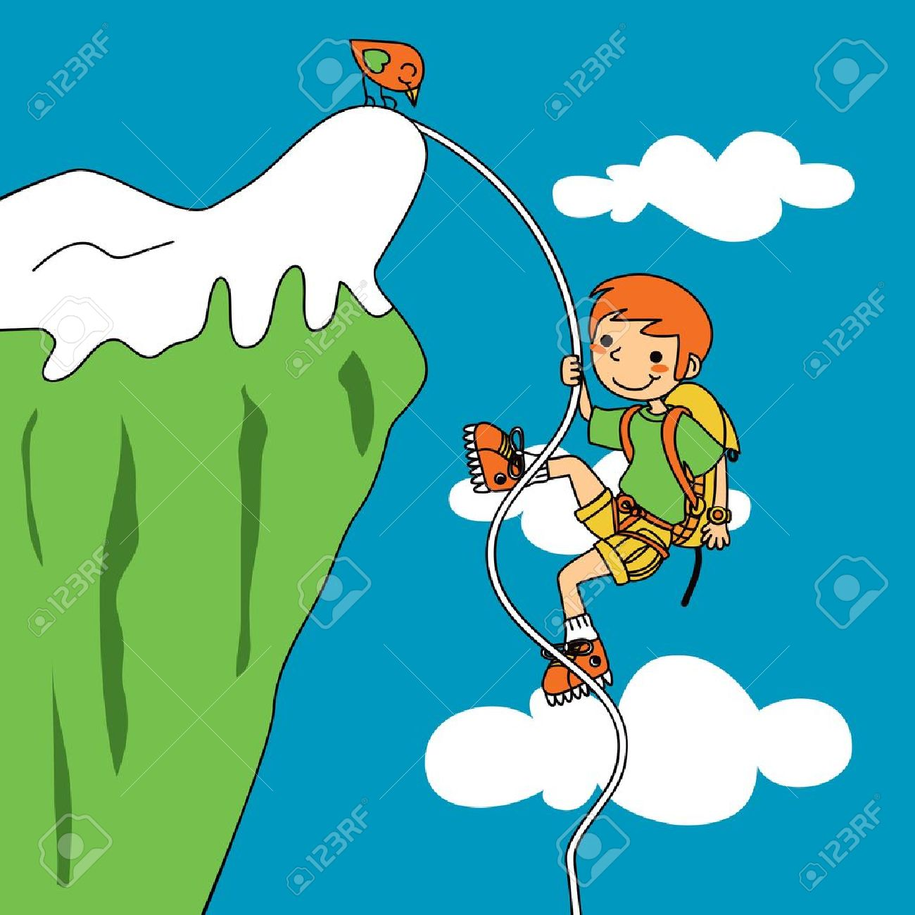 1300x1300 Peak Clipart Mountain Climber