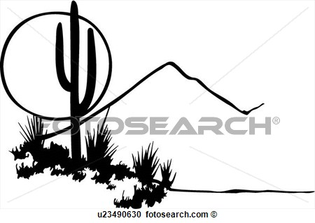 450x319 Desert Mountain Clip Art Cliparts