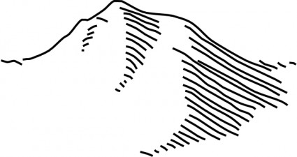 425x225 Mountains mountain clip art 2