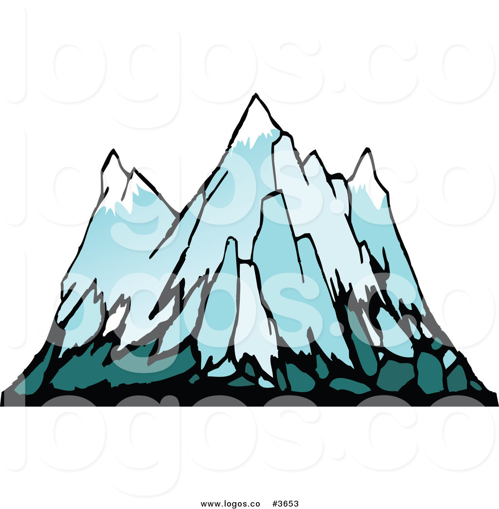 1024x1044 Mountain Clipart
