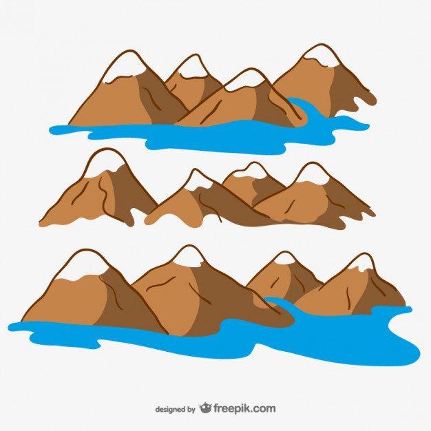 626x626 Mountains Mountain Clipart Ideas On Simple Mountain