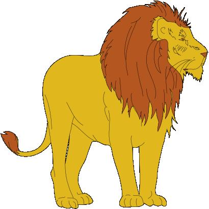410x410 Free To Use Amp Public Domain Lion Clip Art