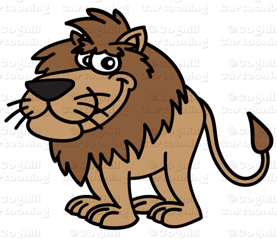 540x467 Mountain Lion Clipart Animated