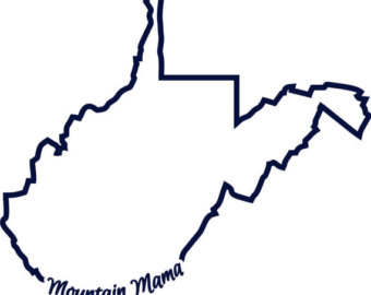 340x270 Mountain Mama Decal Etsy